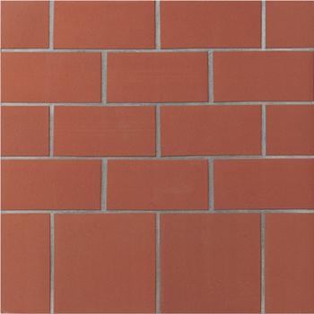 Stroher gres porcellanato terra rosso patrizio 24x12 5 - Piastrelle da balcone ...