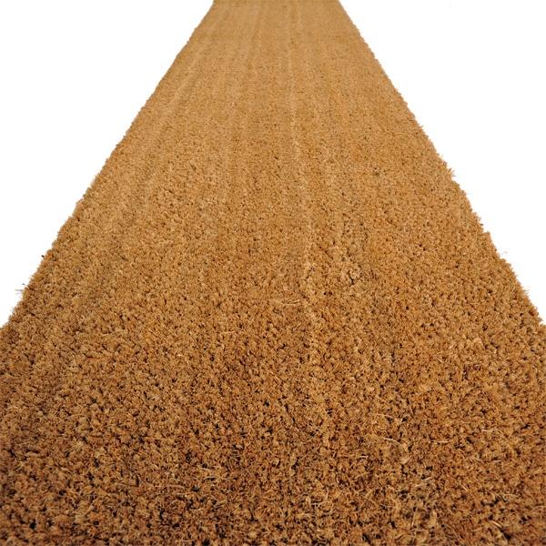 velcoc zerbini in cocco cocco naturale 20 mm - h100cm a taglio
