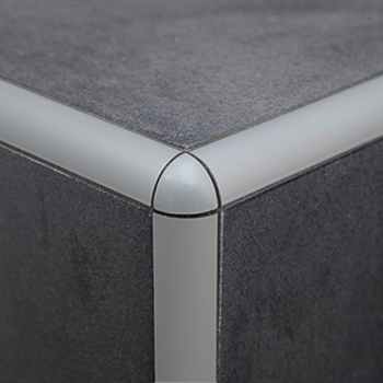 Profilpas profili per ceramiche ta 6 raccordo in alluminio for Angolo jolly piastrelle