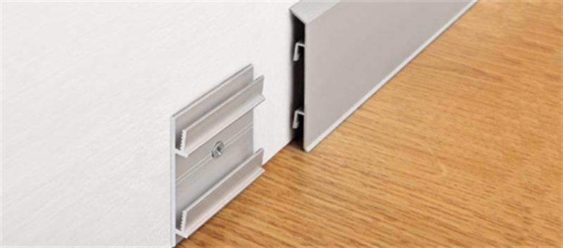 progress profiles battiscopa in alluminio angolo esterno in pvc 100 mm acquista online su pavipro. Black Bedroom Furniture Sets. Home Design Ideas