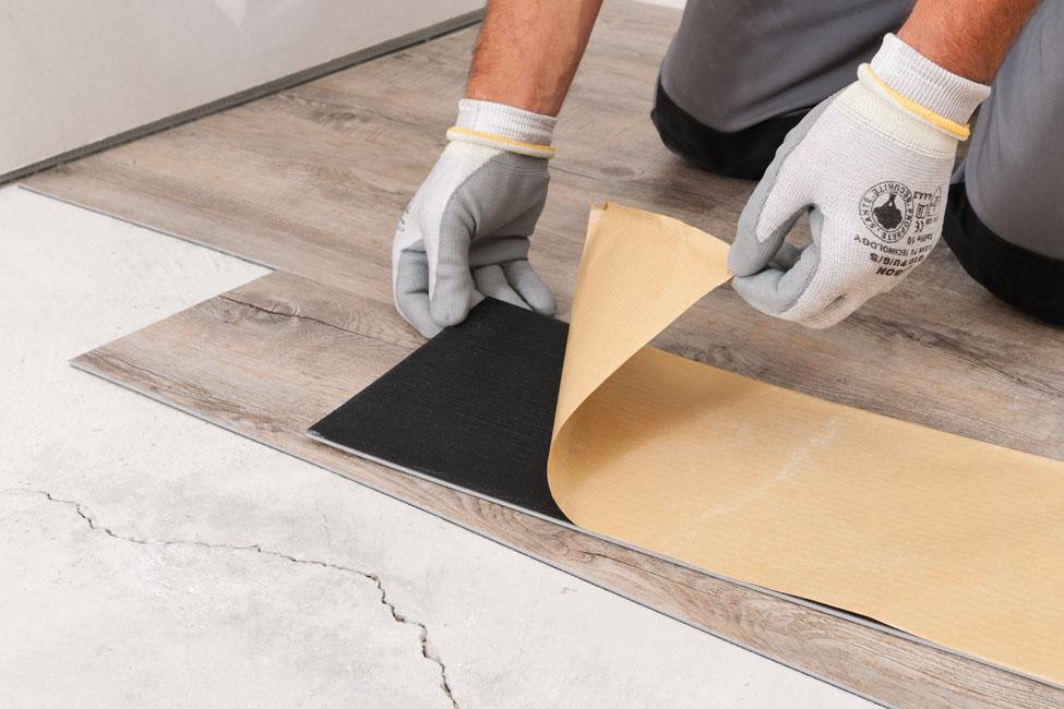 I pavimenti lvt diversi tipi di posa in opera - Tipi di posa piastrelle ...